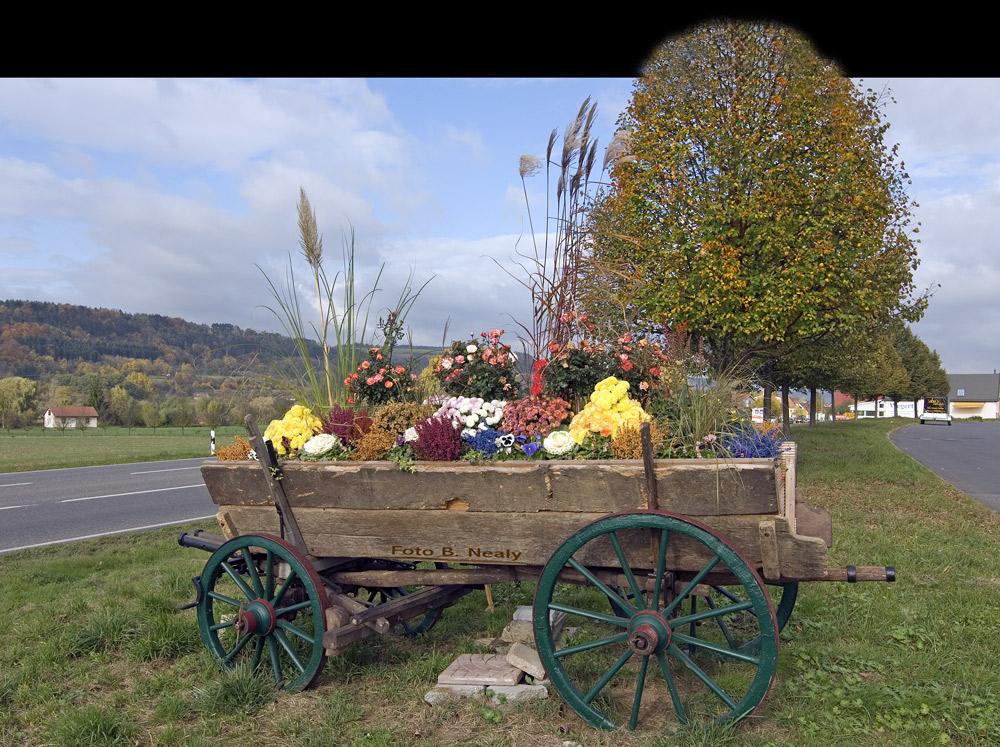 Herbstwagen