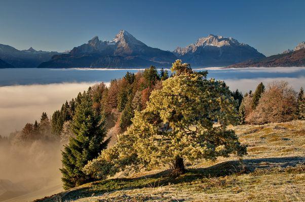 Herbstwanderung zur Kneifelspitze