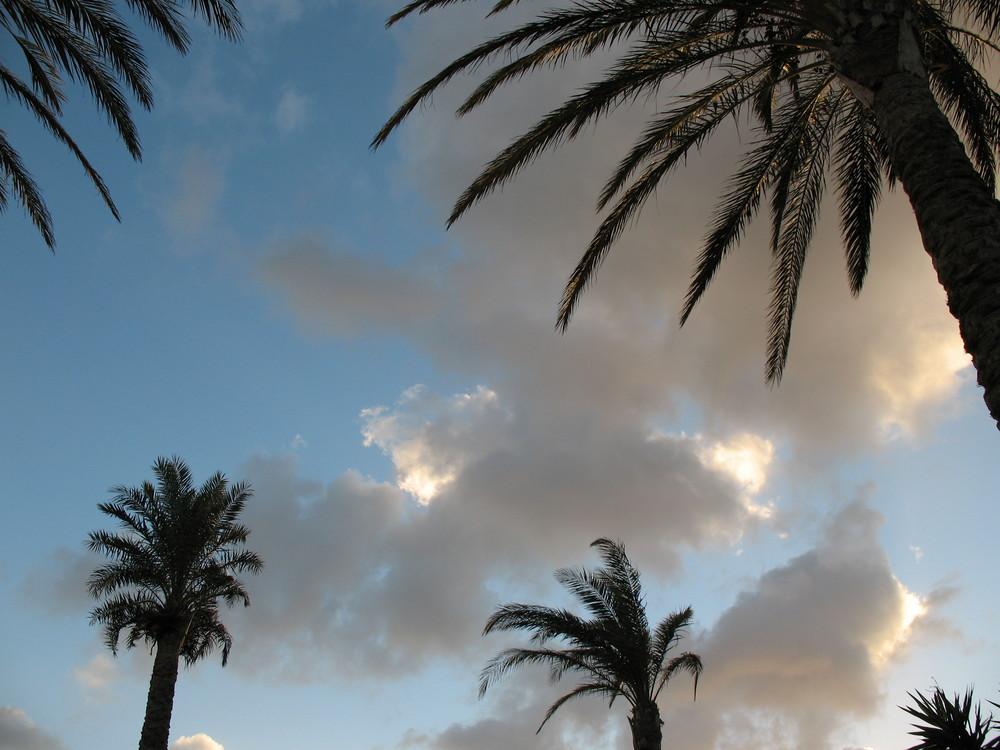 Herbstwetter auf fuerteventura
