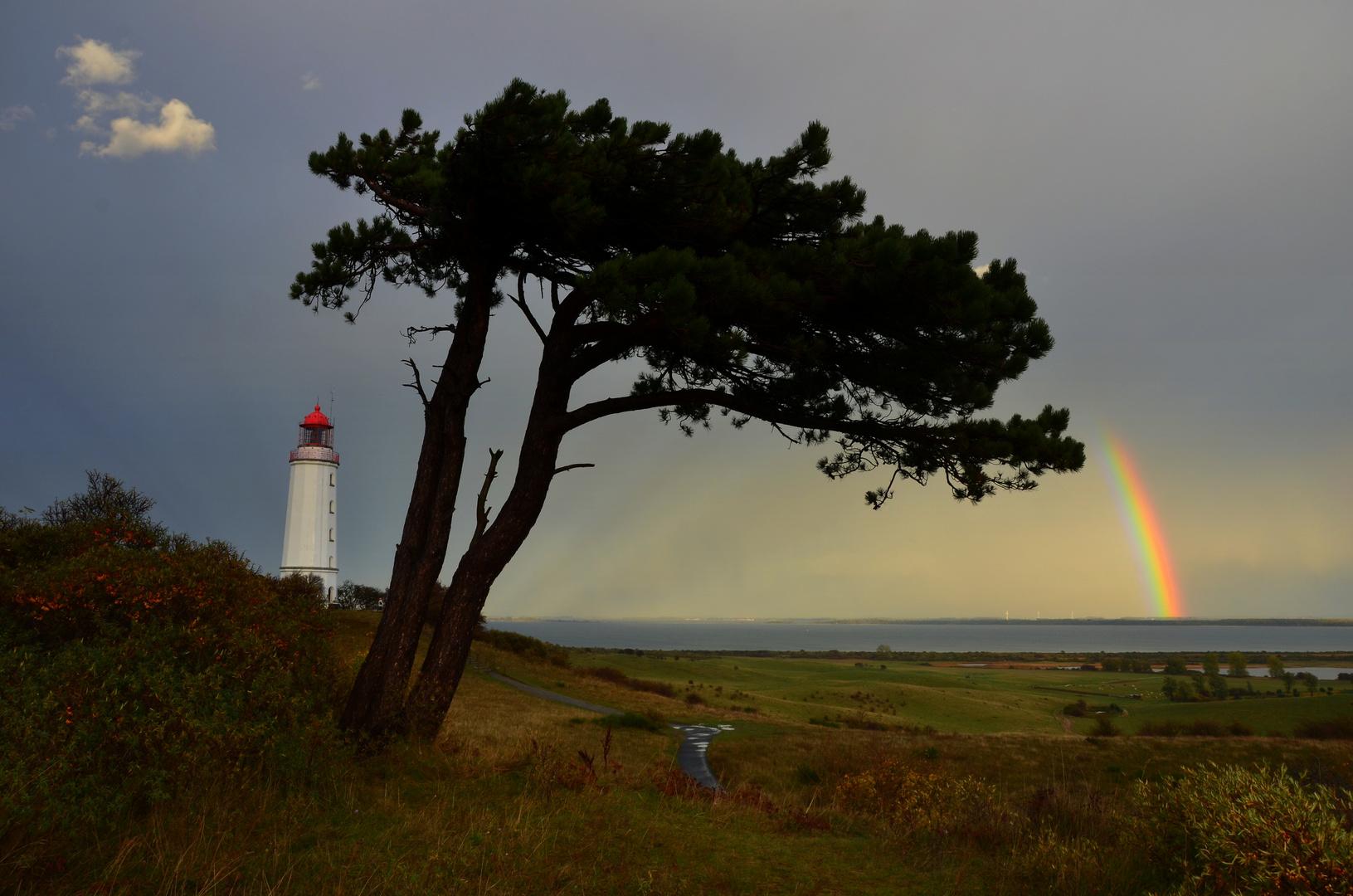 Herbstwetter auf Hiddensee
