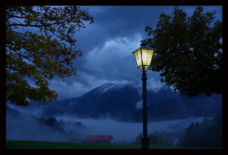 Herbst~Wolkenstimmung