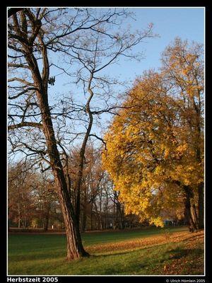 Herbstzeit 2005