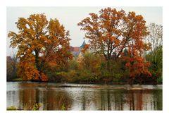 Herbstzeit an der Werra
