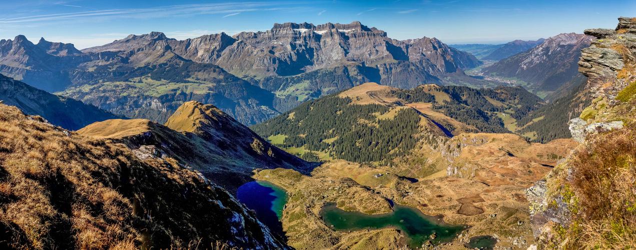 Herbstzeit im Glarnerland