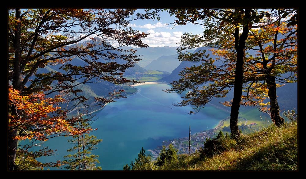 Herbstzeit - Wanderzeit