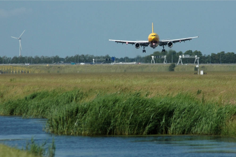 here was a runway - last time - for sure, Amsterdam Schiphol AMS_001