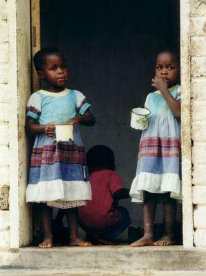 Herero-Kinder
