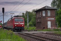 Heringen (Helme), IC 1951, 120 114-4, Mai 2013