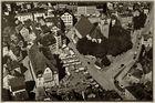 Herisau Marktplatz Luftaufnahme