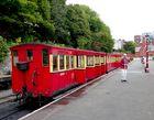 Heritage railways, Museumsbahnen auf der Isle of Man.