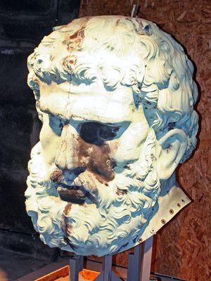 Herkules ganz ohne Körper
