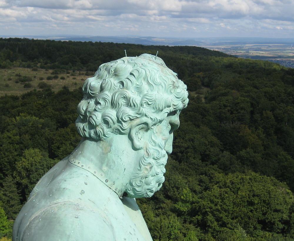 Herkules - Kopf