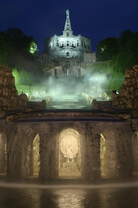 Herkules Wasserspiele