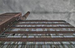 Herman Wenzel Kraftwerk in Duisburg Ruhrort