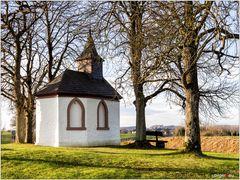 Hermann-Josef-Kapelle - Alendorf/Eifel