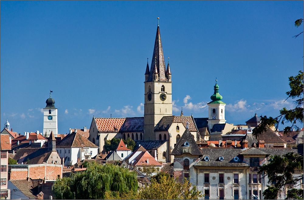 Altstadt Hermannstadt - Hermannstadt  |Hermannstadt
