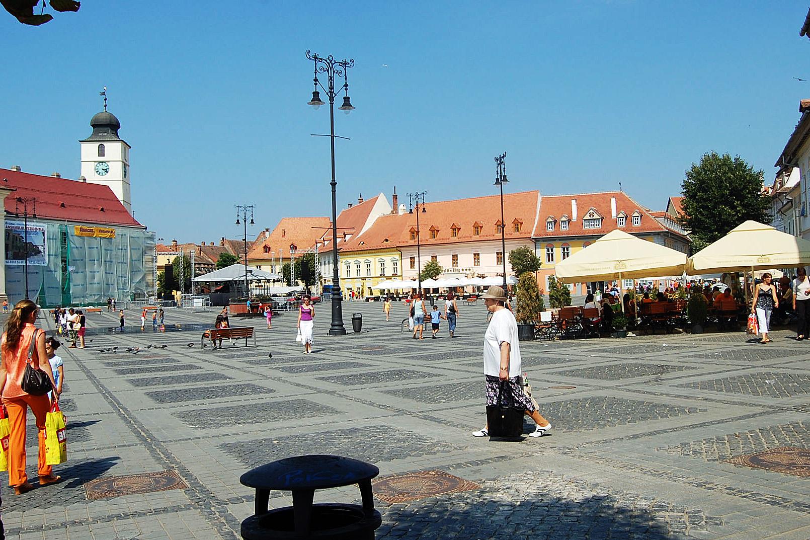 Hermannstadt - Europäische Kulturhauptstadt 2007 - 2