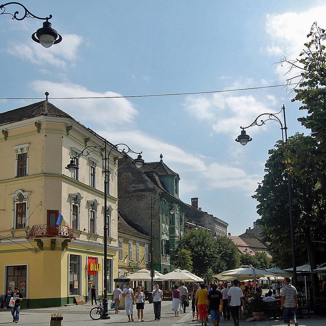 Hermannstadt - Europäische Kulturhauptstadt 2007 - 4