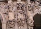 Hermen am Wallpavillion im Dresdener Zwinger