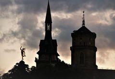 HERMES vorm Kirchturm Stgt_ _ _IMG_1011_w10_Hermes