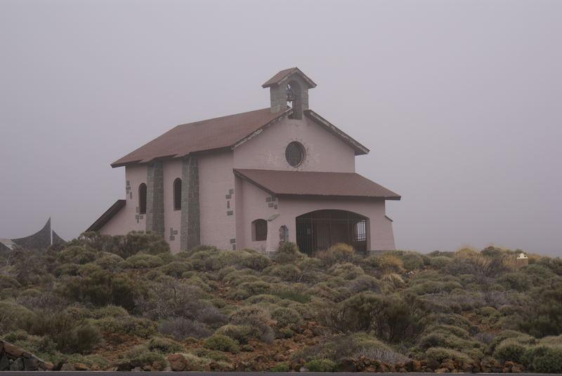 Hermita en El Teide