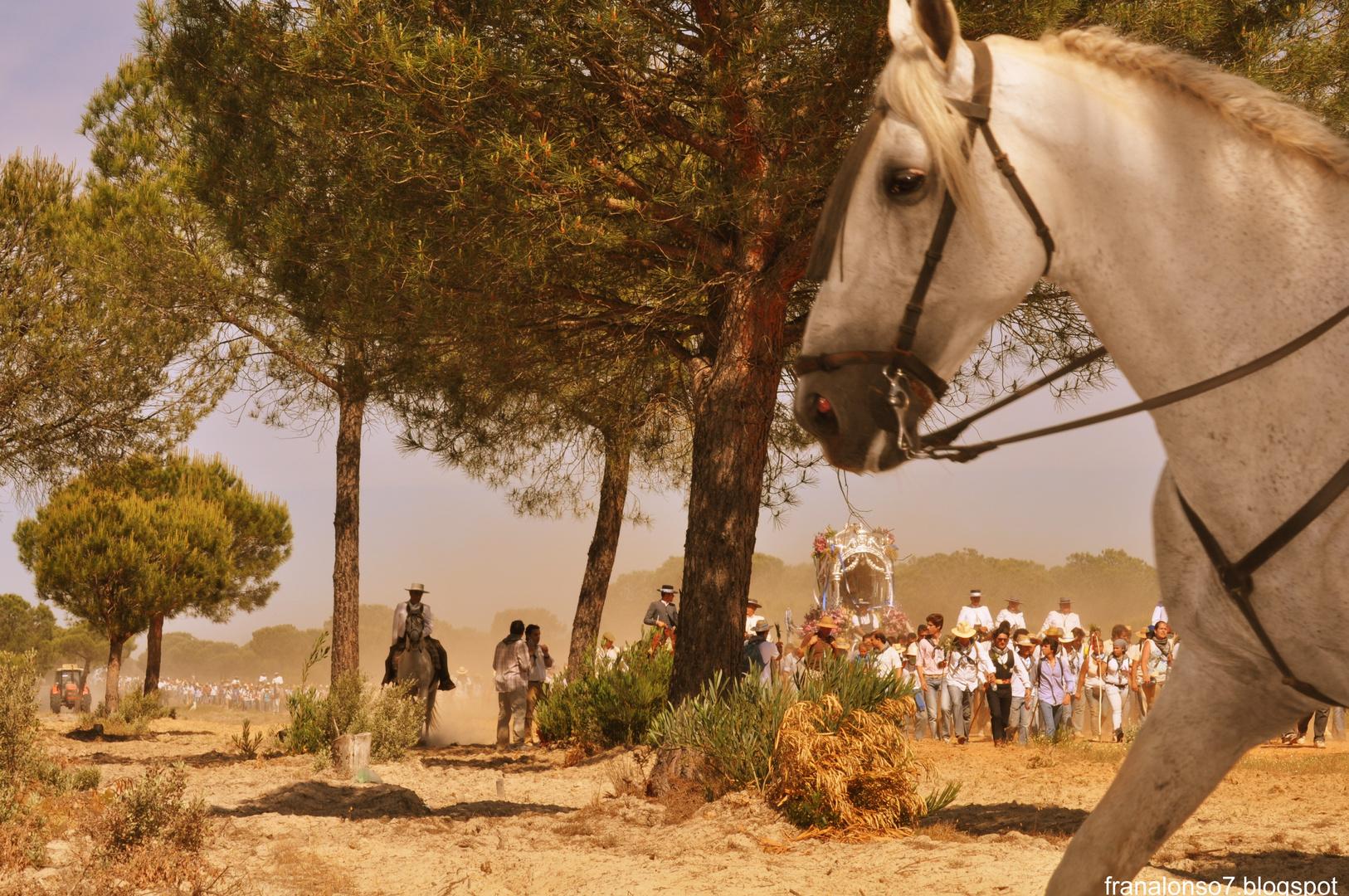 Hermnadad Rocio Huelva
