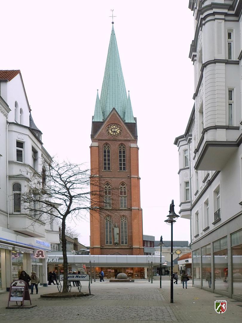 Herne Denkmäler. 0213e
