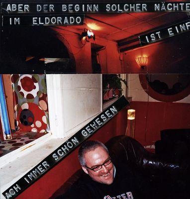 Herr Beckmann im Eldorado