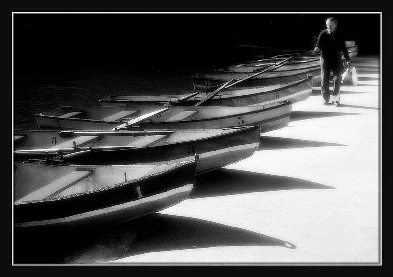 Herr der Boote
