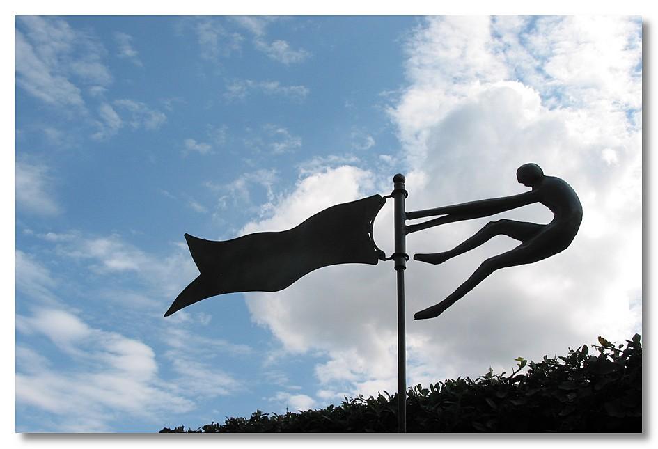 Herr der Fahne