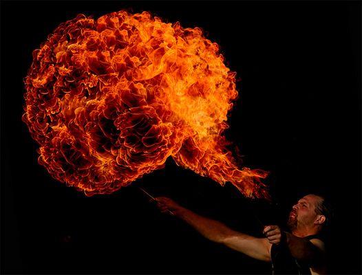 Herr des Feuers überarbeitet