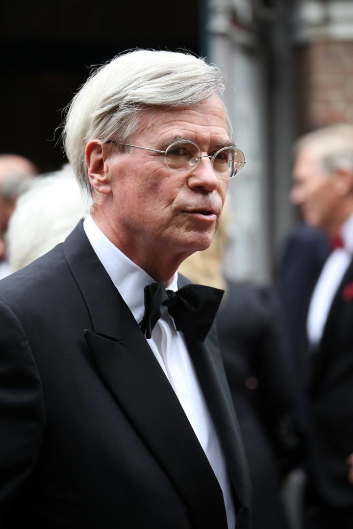 Herr Michael Otto(Versand) bei einer Hochzeit in Hamburg 2011
