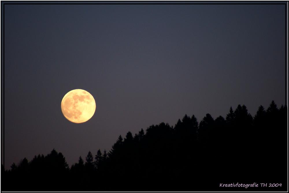 Herr Mond geht auf !