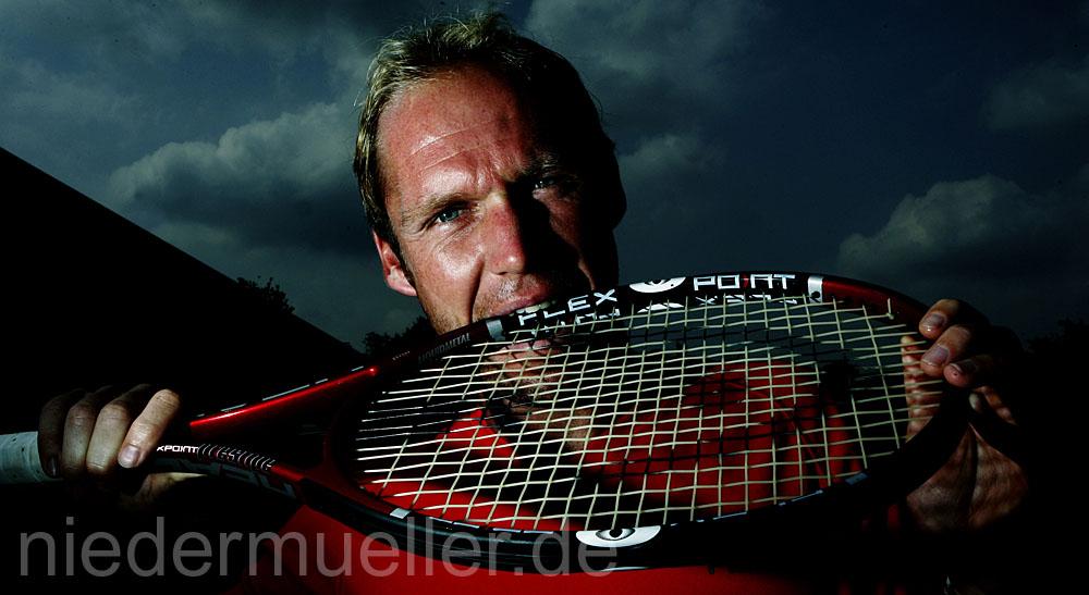 Herr Schüttler, sind Sie ein Tennis-Tourist??
