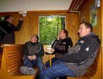 Herren on Tour oder: Puff Puff Puff wir fahrn mit der (historischen) Eisenbahn ...