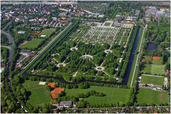 Herrenhäuser Gärten III