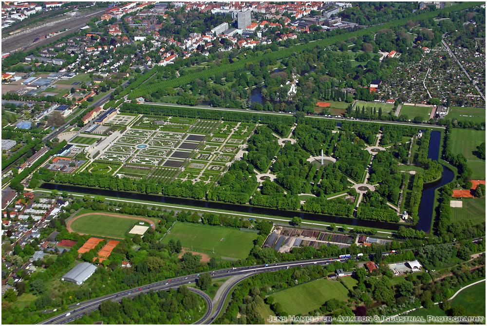 Herrenhäuser Gärten IV