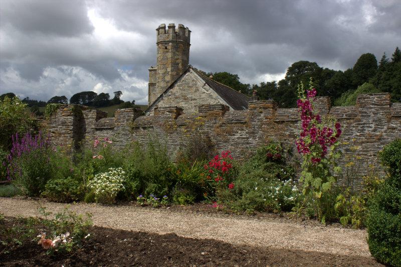 Herrenhaus in Cornwall