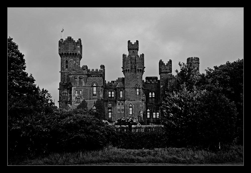 Herrenhaus in Irland