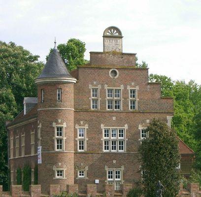 Herrenhaus Schloss/Burg Gemen