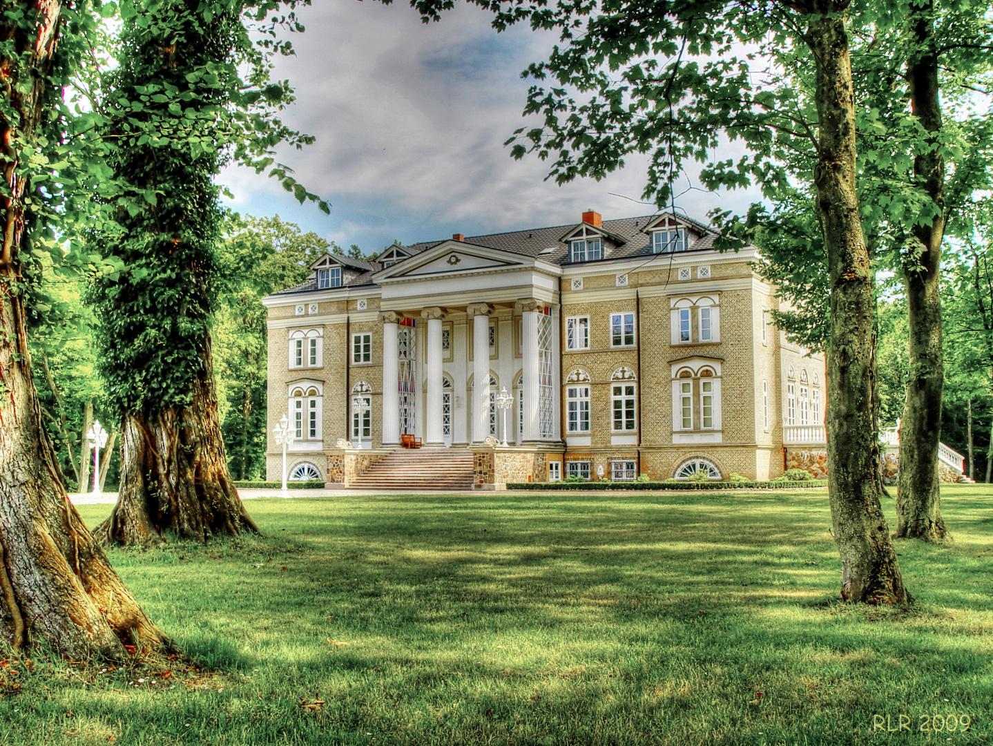 Herrenhaus Tüschow