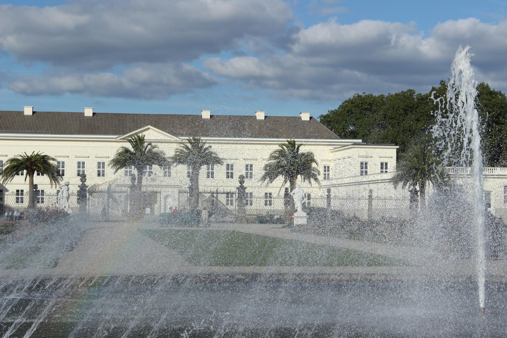 Herrenhausener Schloss