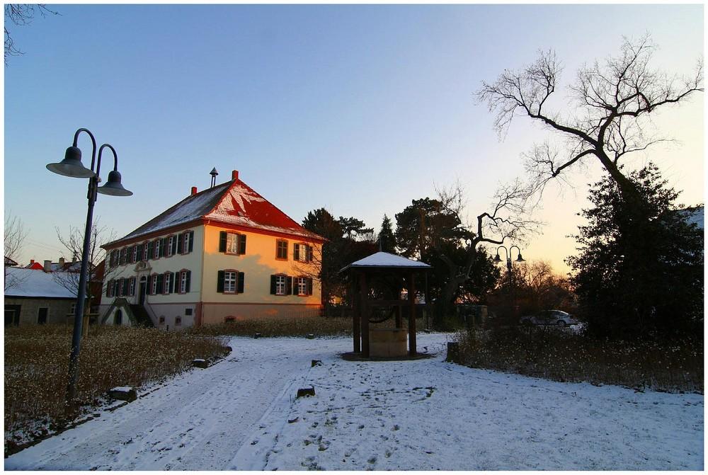 Herrenhof in Mussbach Mussbach No I