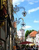 Herrenstraße am Pfingstsonntag