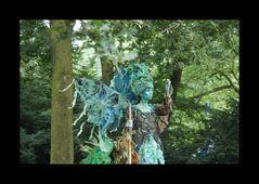 Herrin des Waldes