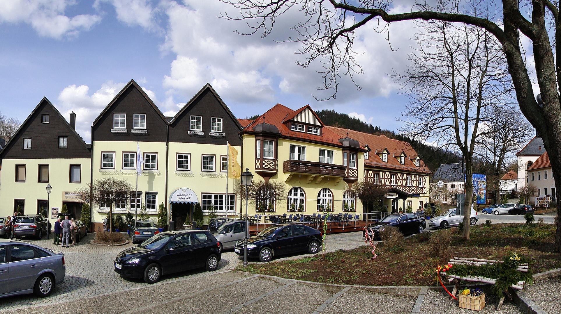 Herrmann Posthotel herrmann s romantik post hotel in wirsberg bei kulmbach foto bild