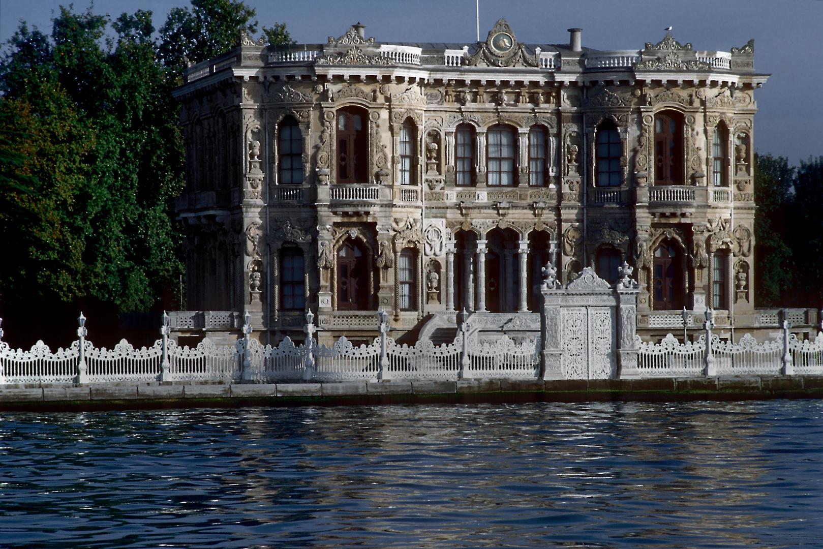 Herrschafthaus am Bosporus