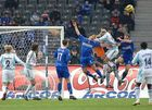 Hertha vs. Schalke.