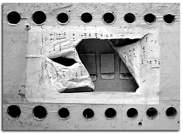 Herz der Musikmaschine