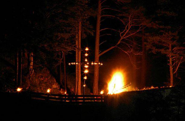 Herz-Jesu-Feuer 2007
